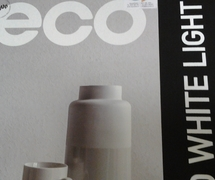 Voca Eco White Light behangboek
