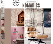 BN Wallcovering nomadics behangboek