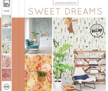 BN Wallcovering sweet dreams behangboek
