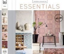 BN Wallcovering essentials behangboek