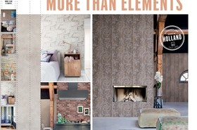 BN Wallcoverings More Than Elements 49770