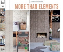 BN Wallcoverings More Than Elements behangboek
