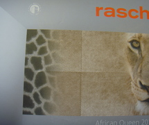 Rasch African Queen 2014 behangboek