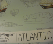 Eijffinger Atlantic behangboek
