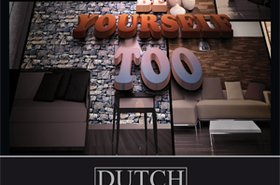 Dutch Wallcoverings - Be Yourself Too