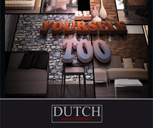 Dutch Wallcoverings Be Yourself Too behangboek