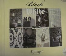 Eijffinger Black & White behangboek