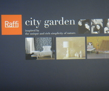 Dutch Wallcoverings Raffi city garden behangboek