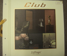 Eijffinger Club behangboek