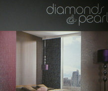 Rasch Diamonds & Pearls behangboek