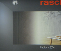 Rasch Factory 2014 behangboek