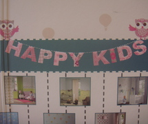 Dutch Wallcoverings Happy Kids behangboek