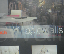 Rasch Magic Walls behangboek