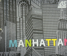 AS Creation Manhattan behangboek