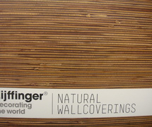Eijffinger Natural wallcoverings behangboek