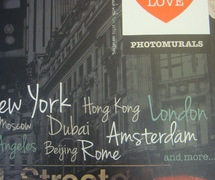 Dutch Wallcoverings City Love behangboek