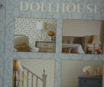 Dutch Wallcoverings Dollhouse behangboek