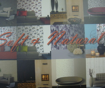 Dutch Wallcoverings Soft & Natural behangboek