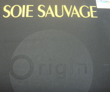 Origin Soie Sauvage behangboek
