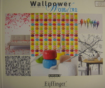 Eijffinger Wallpower wonders behangboek