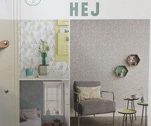 BN Wallcovering hej behangboek
