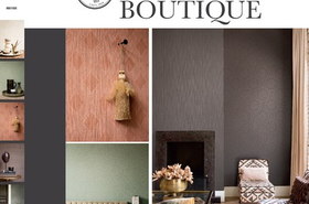 BN Wallcovering - boutique