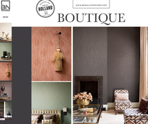 BN Wallcovering boutique behangboek