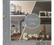 Dutch Wallcoverings Casual chic behangboek