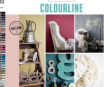 BN Wallcoverings Colourline behangboek