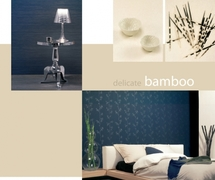 Origin Delicate Bamboo behangboek