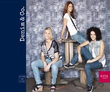 Esta Denim & Co. behangboek