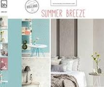 BN Wallcovering summer breeze behangboek