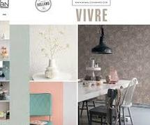 BN Wallcovering vivre behangboek