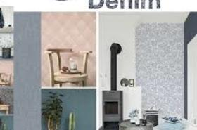 BN Wallcovering - denim
