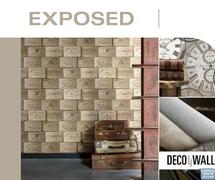 Dutch Wallcoverings Exposed behangboek