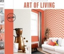 BN Wallcovering art of living behangboek