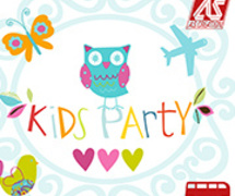 AS Creation Kids Party behangboek