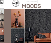 BN Wallcoverings Moods behangboek